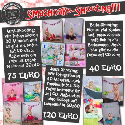 Flyer Smashcake 13x13